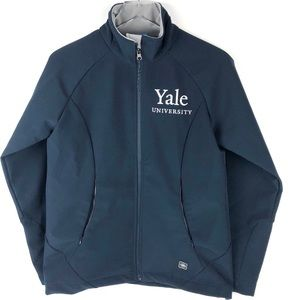 Charles River Apparel Yale U soft shell Jacket